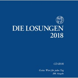 Losungen 2018 - CD