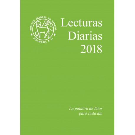 Losungen 2018 - Lecturas Diarias