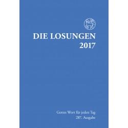Losungen 2017 - Normalausgabe (Ausgabe für Deutschland)