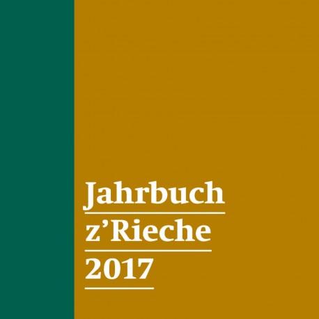 Jahrbuch z'Rieche