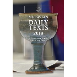 Losungen 2018 - Moravian Daily Texts