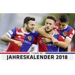 FCB-Kalender 2018
