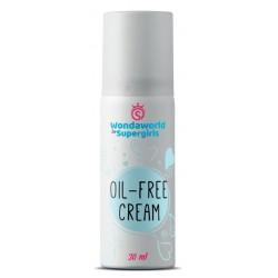 Oil-Free Cream