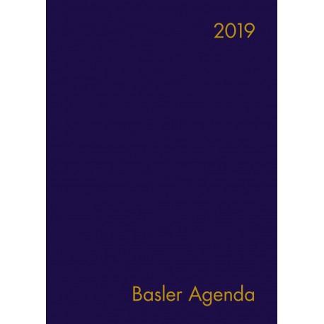 Basler Agenda 2019 (Leder)