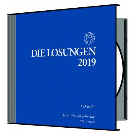 Losungen 2019 - CD