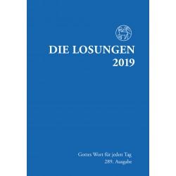 Losungen 2019 - Normalausgabe (Ausgabe für Deutschland)