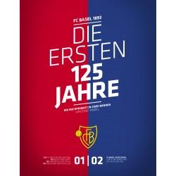 FC Basel 1893. Die ersten 125 Jahre