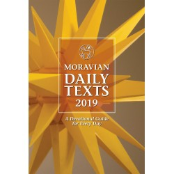 Losungen 2019 - Moravian Daily Texts
