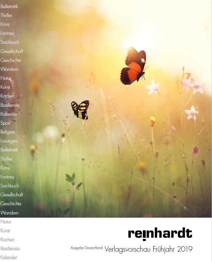 Cover Vorschau Frühjahr 2019 Deutschland