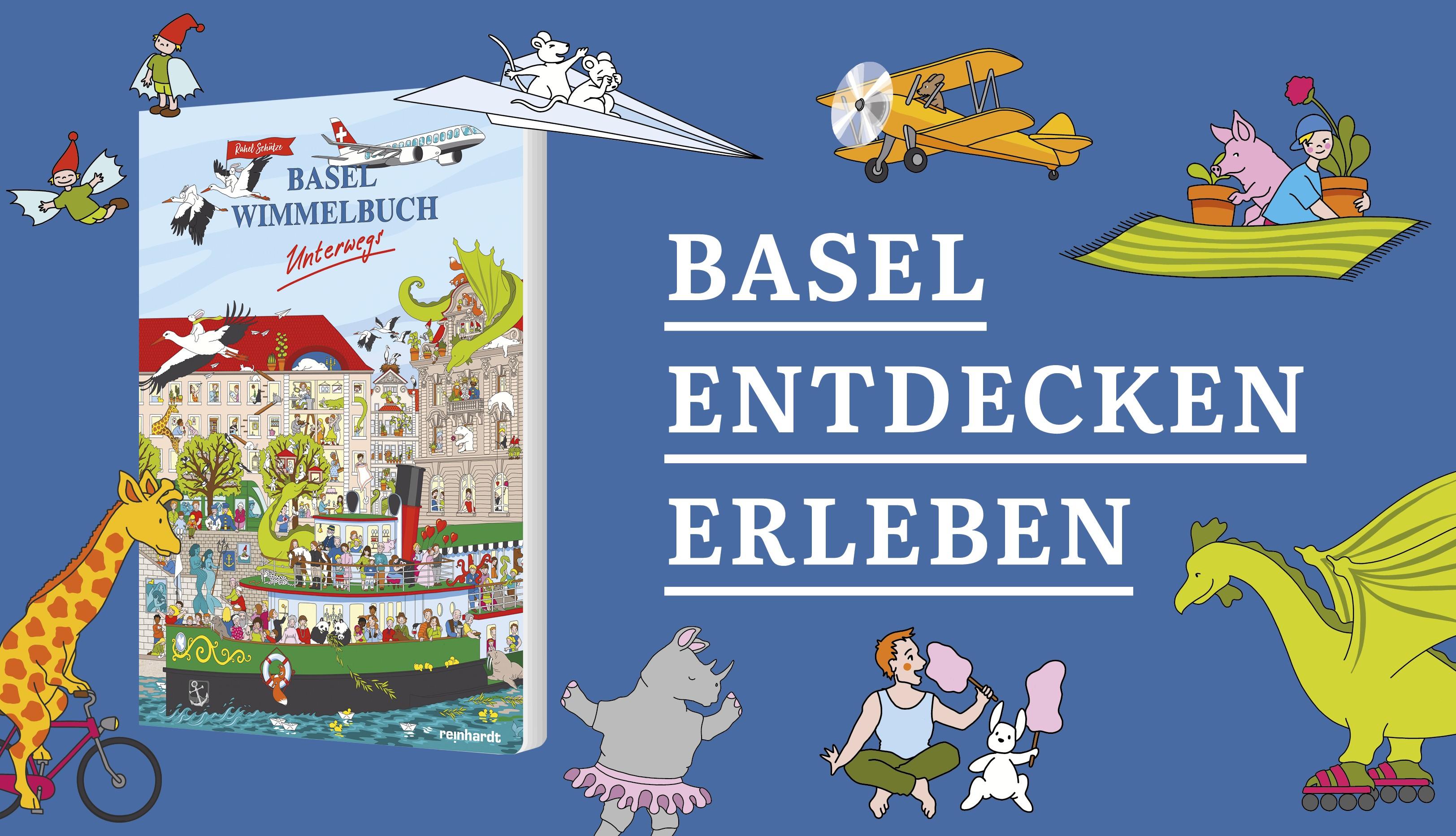 Basel Wimmelbuch